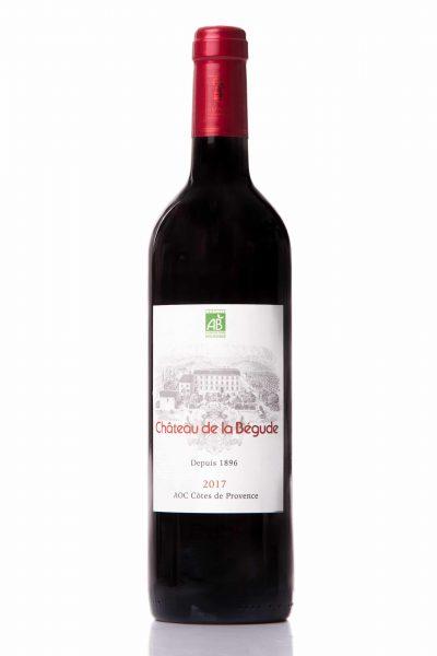 vin rouge chateau 2017 du chateau de la begude