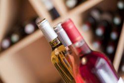 carton de 6 bouteilles de vin